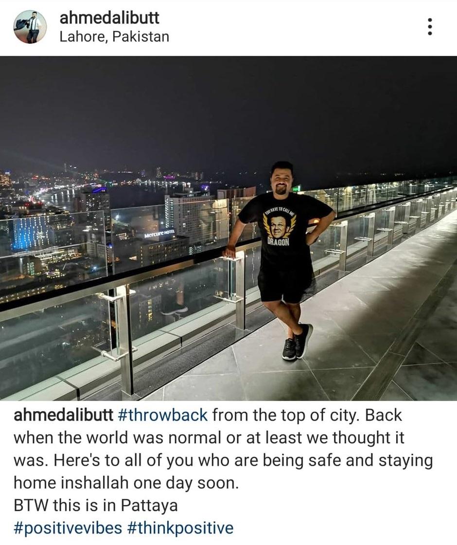 5 Pakistani Celebrities To Follow During Lockdown