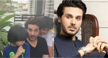 Ahsan Khan Shares Islamic Stories With His Kids 33