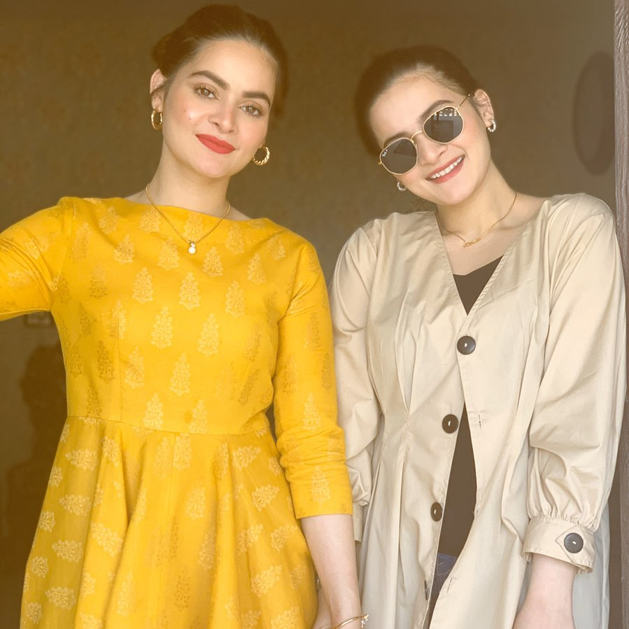 Aiman Khan Prefers Death Over Morning Show