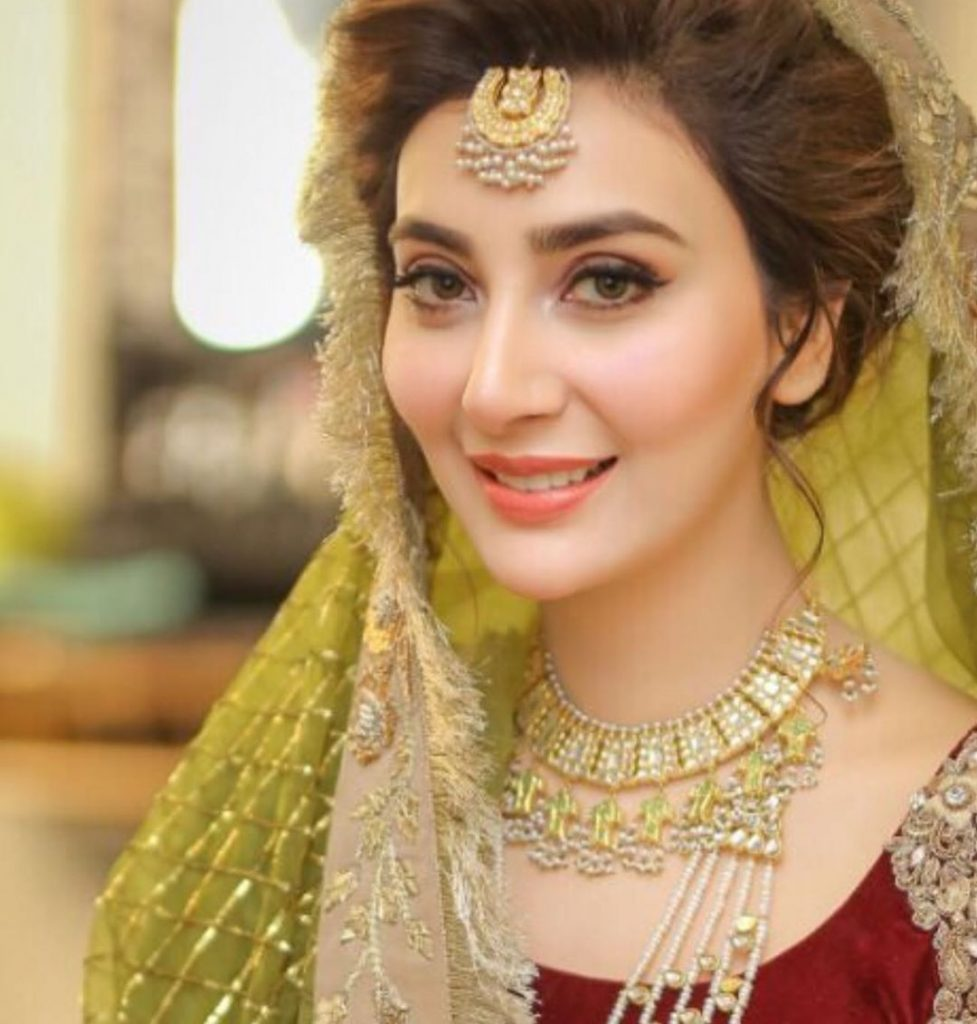 Aisha Khan Celebrated Her 2nd Wedding Anniversary