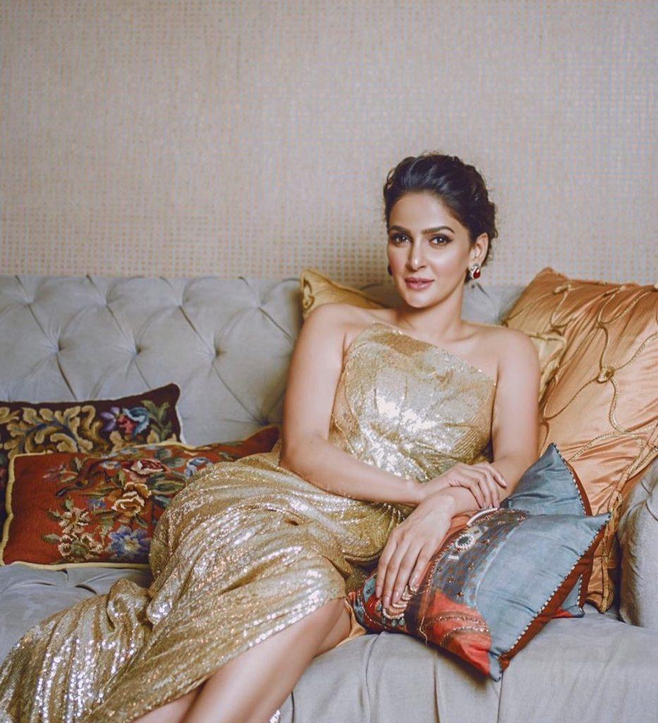 Ali Zafar Desires To Work With Saba Qamar In Film 1