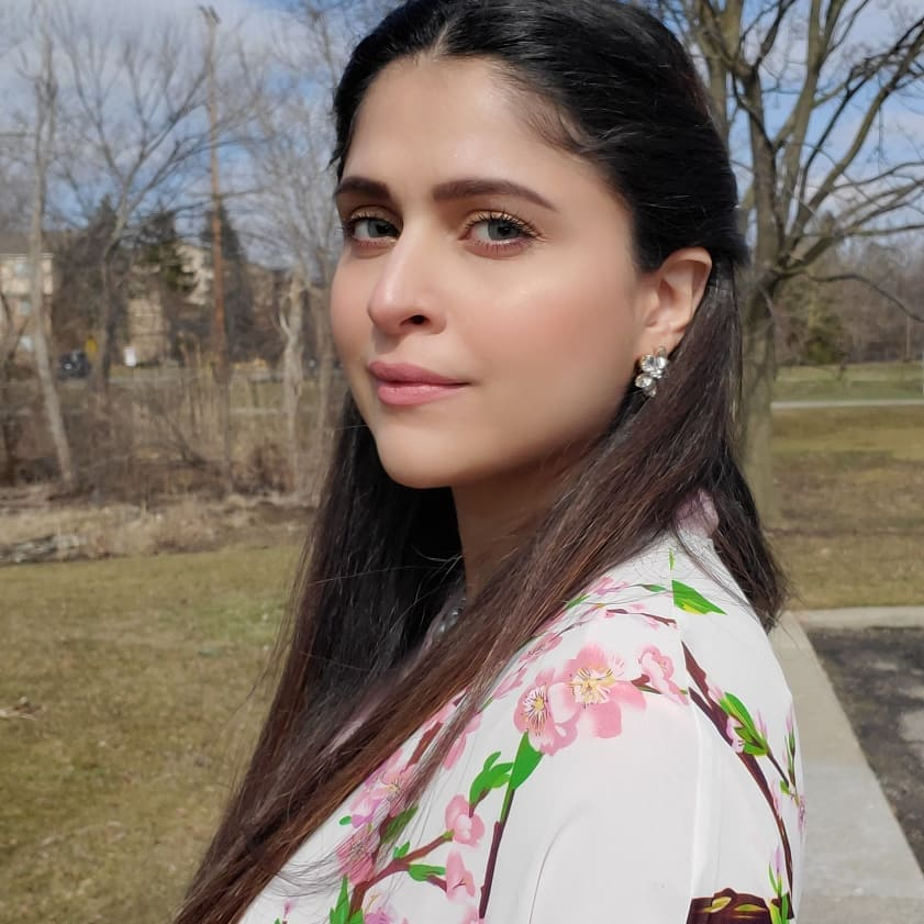 Arij Fatyma Shares Tips For Uneven Skin Tone