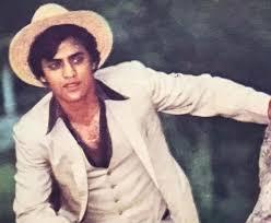 Asif Raza Mir young 1