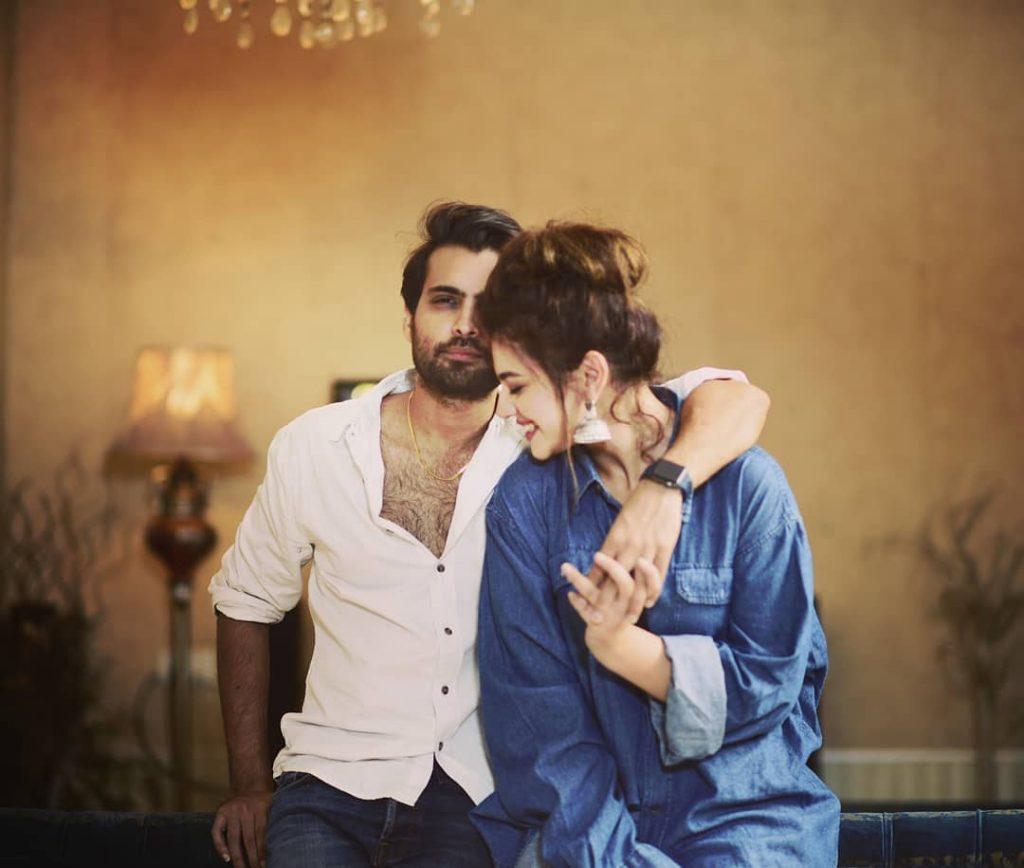 Asma Abbas Shares How Zara And Asad Met Before Marriage