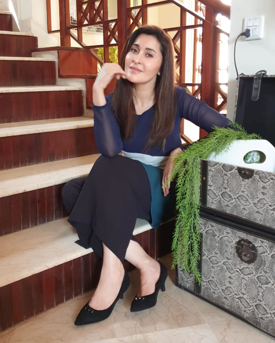 Pakistani Celebrities Pictures from Lock Down Day 25