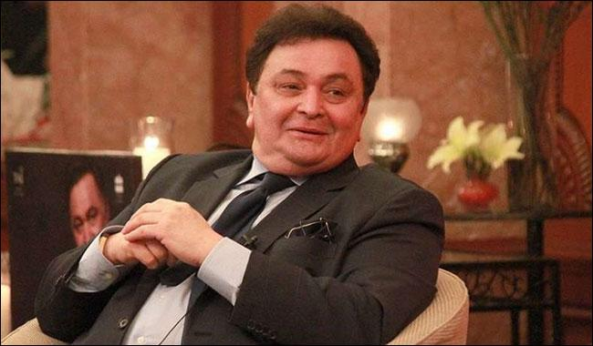 Celebrities Mourn Over The Death Of Rishi Kapoor