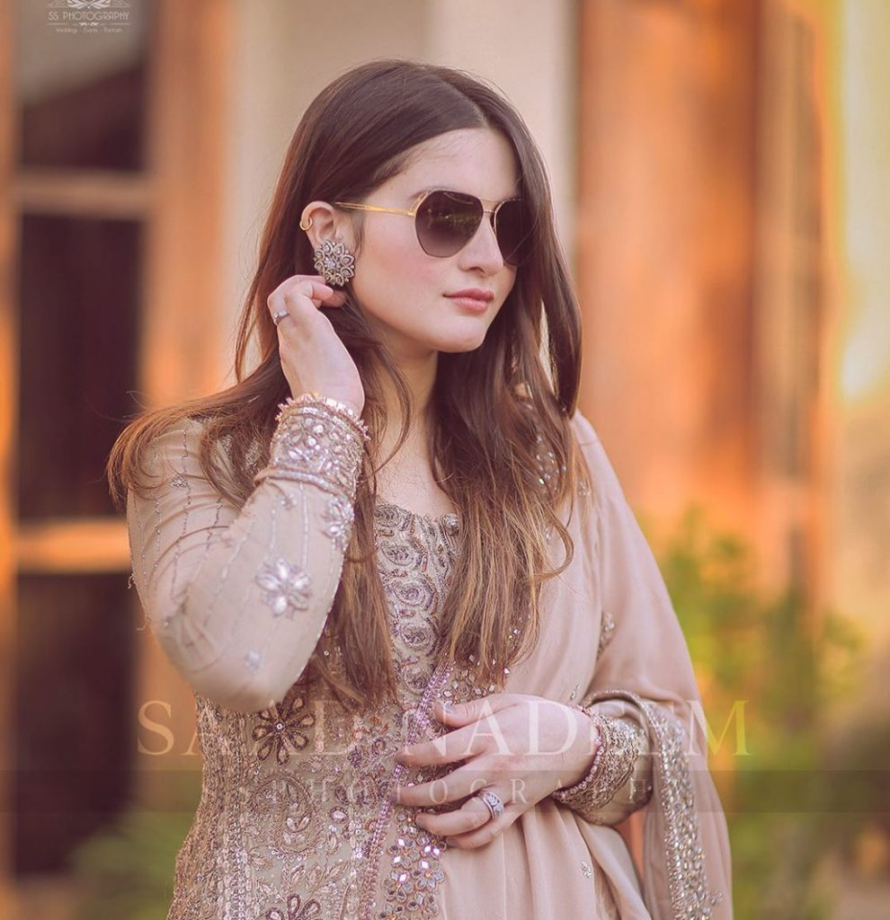 Aiman Khan Becomes Most Followed Pakistani Celebrity On Instagram