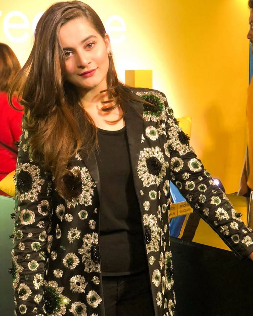 Does Aiman Khan Miss The Acting Routine