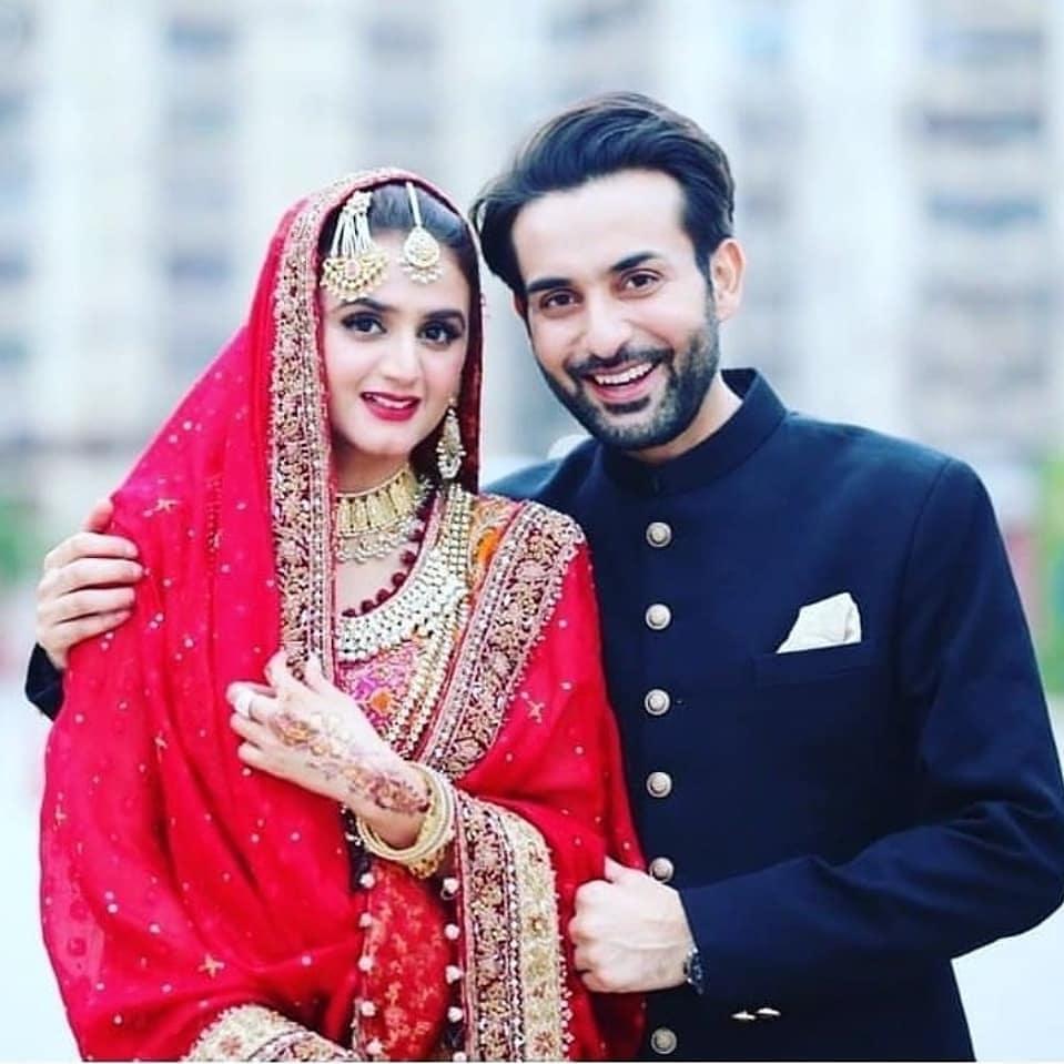 Hira Mani Remembers Her Wedding Night While Shooting