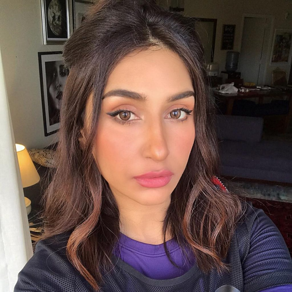 Hira Tareen Shares Workout Routine And Diet