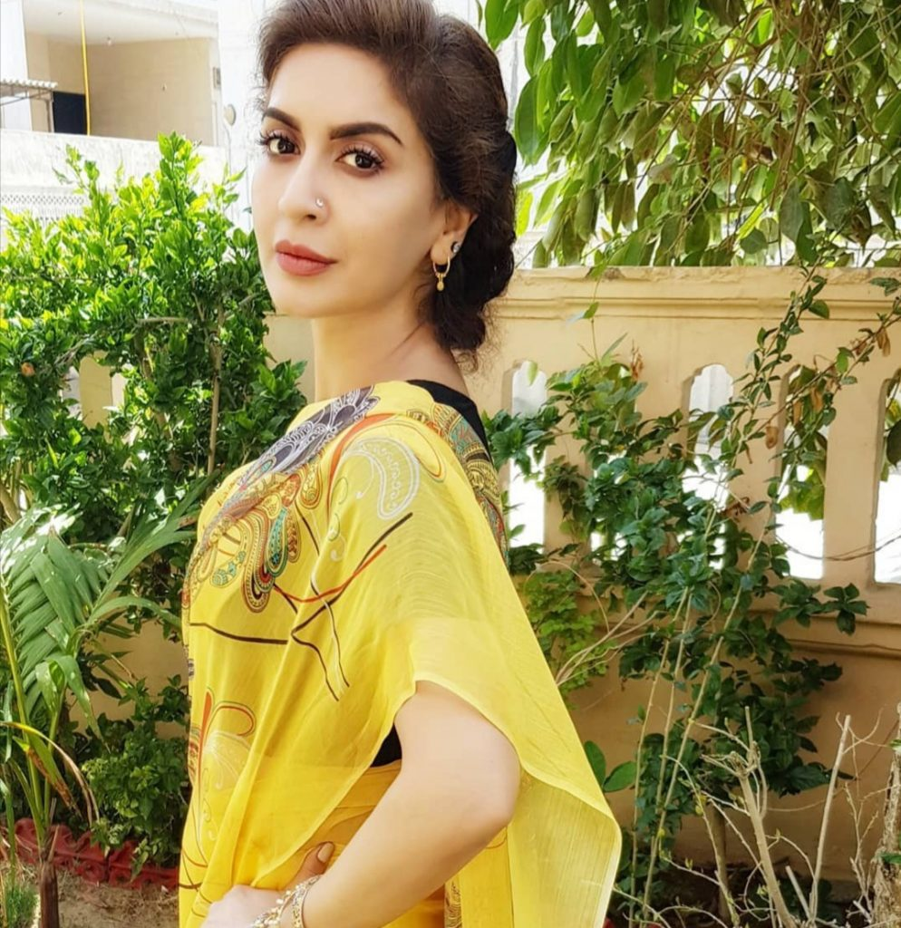 Saman Ansari Giving Health And Fitness Tips