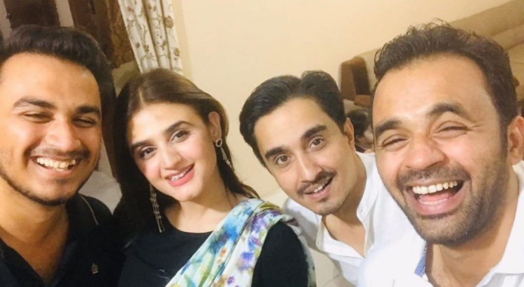 Hira Mani Family - 30 Beautiful Pictures