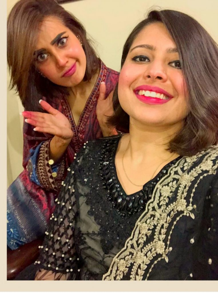 Unseen Family Pictures of Iqra Aziz