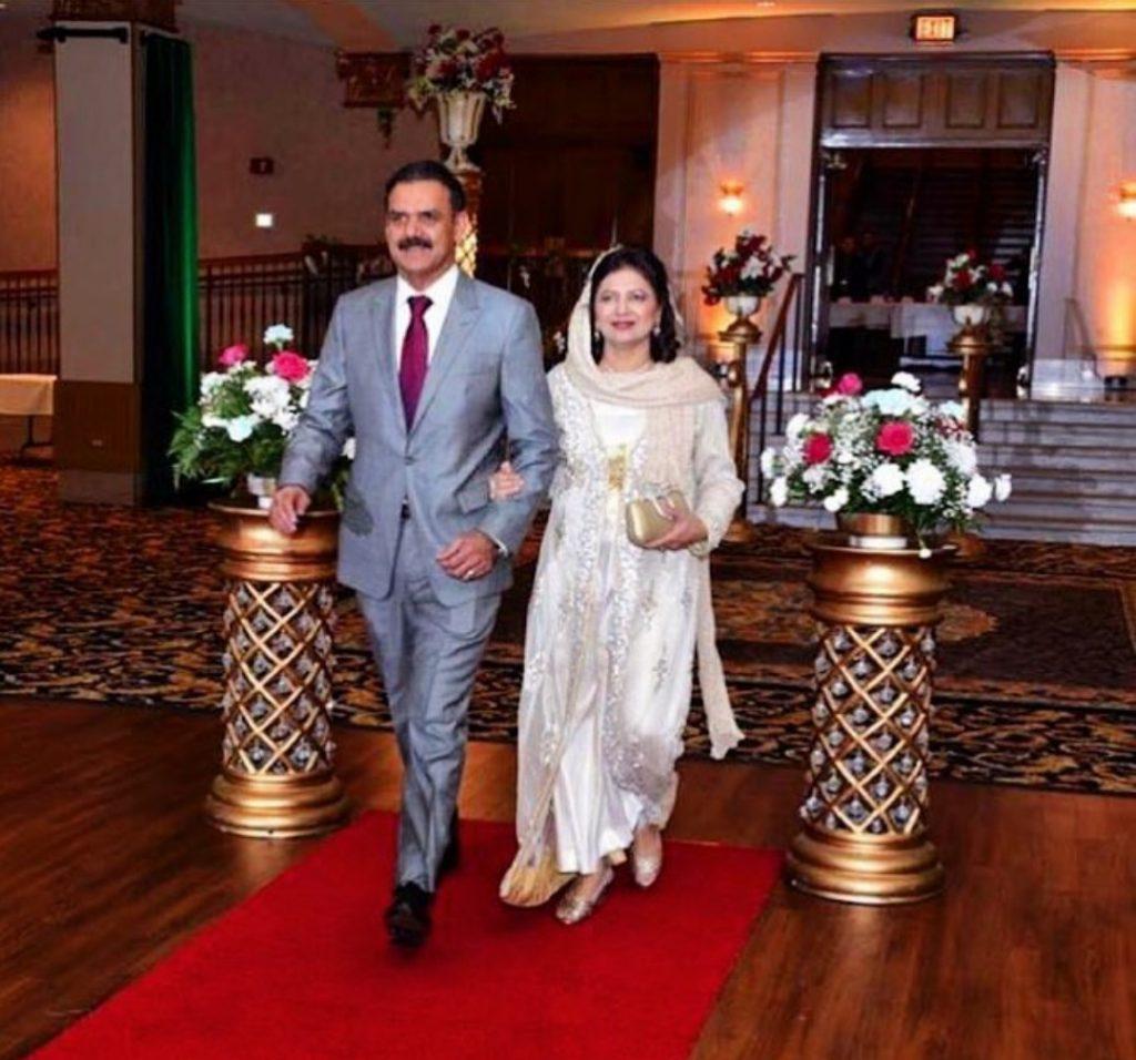 General Asim Saleem Bajwa Family