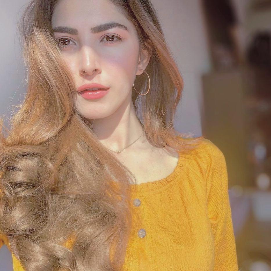 Naimal Khawar Takes Initiative To Focus On Mental Health
