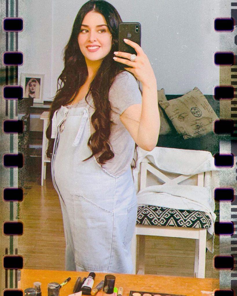 Natasha Khalid Talks About Post-Baby Weight