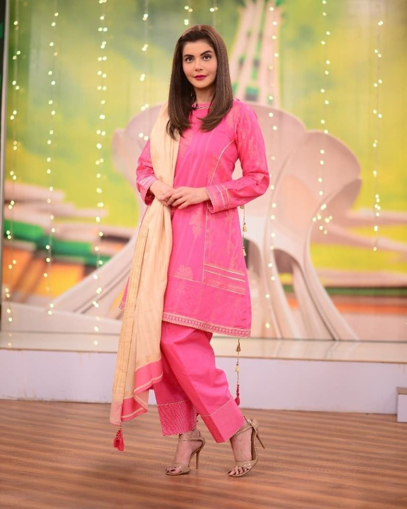 Nida Yasir Talks About Spending Money On Clothes Carefully 1