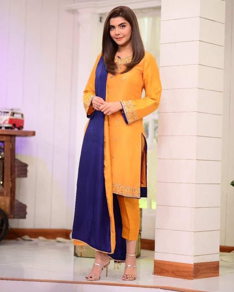 Nida Yasir Talks About Spending Money On Clothes Carefully 20