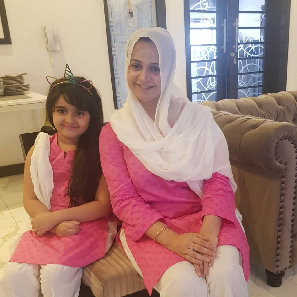 Noor Bukhari Won't Allow Her Daughters To Be A Part Of Media Industry