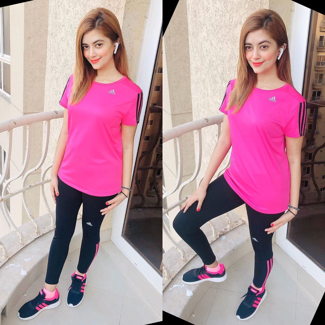 Pakistani Celebrities Pictures from Lock Down Day 15 1