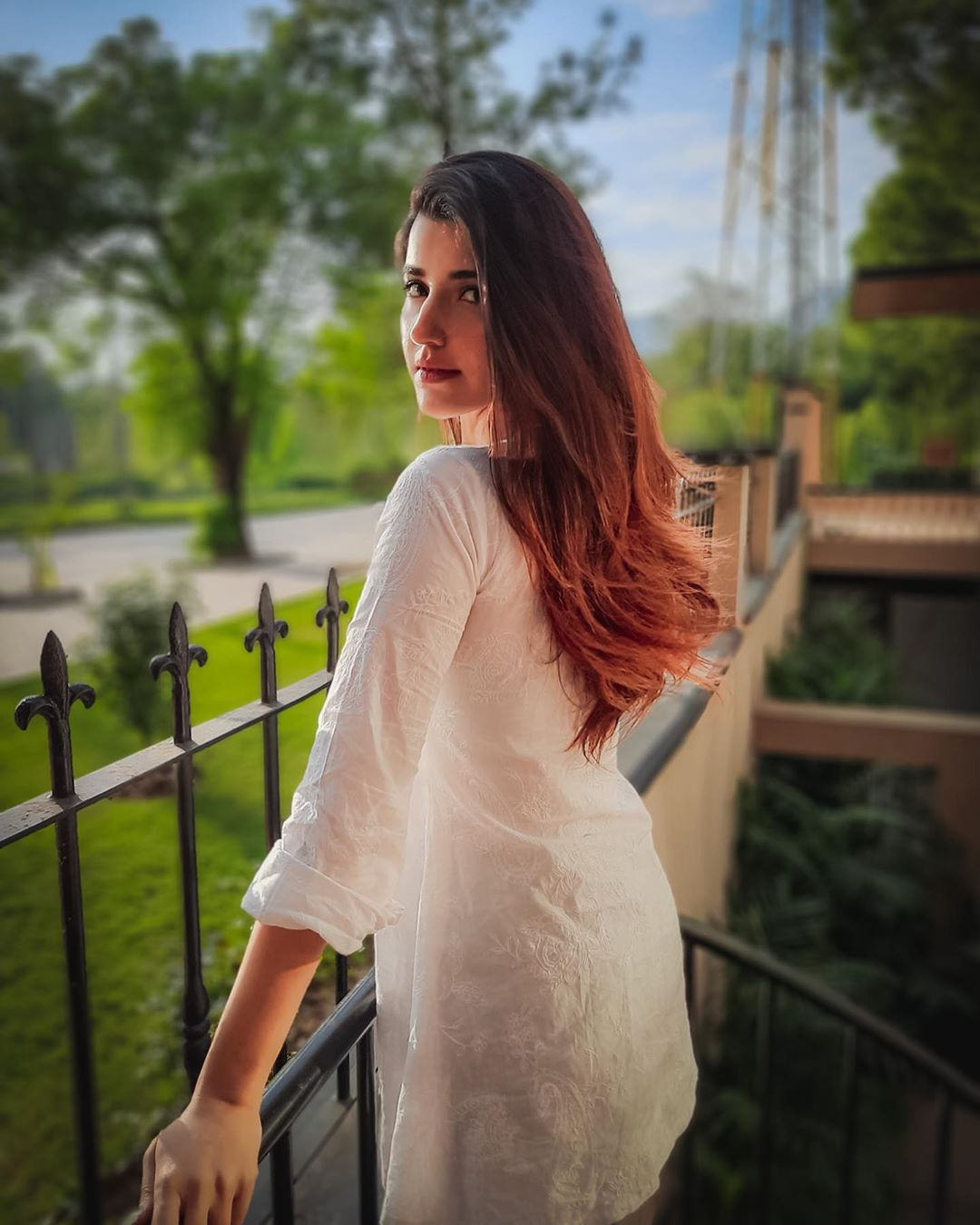 Pakistani Celebrities Pictures from Lock Down Day 15 14