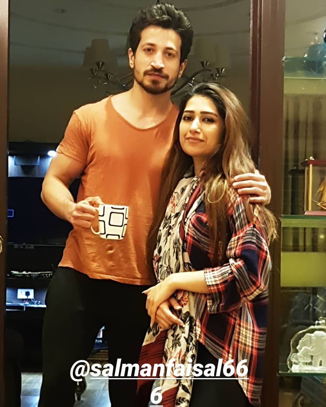 Pakistani Celebrities Pictures from Lock Down Day 15 29
