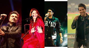 Pakistani Singers Entertaining Fans During Lockdown 28