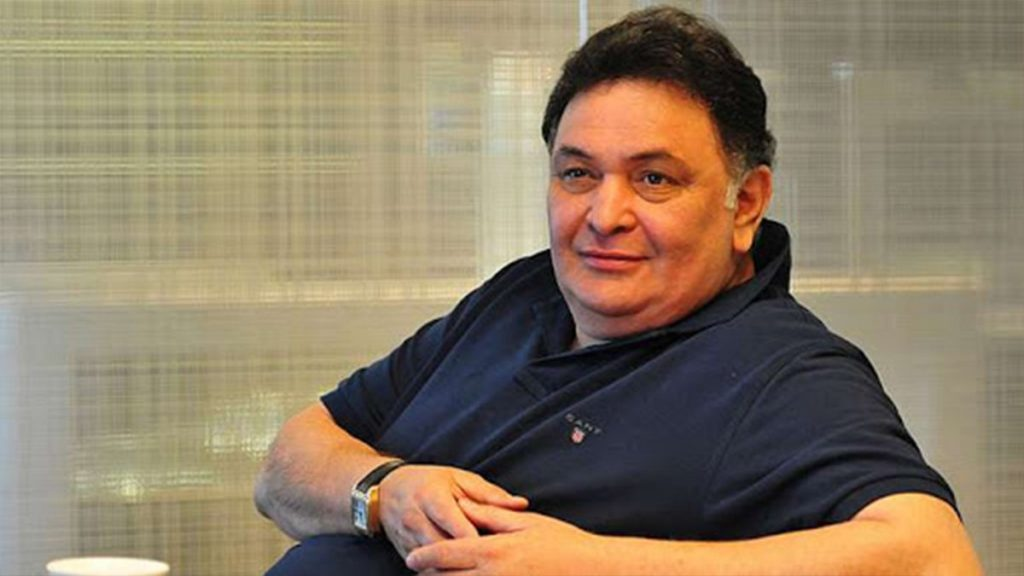 Remember Rishi Kapoor With A Smile- Says His Family