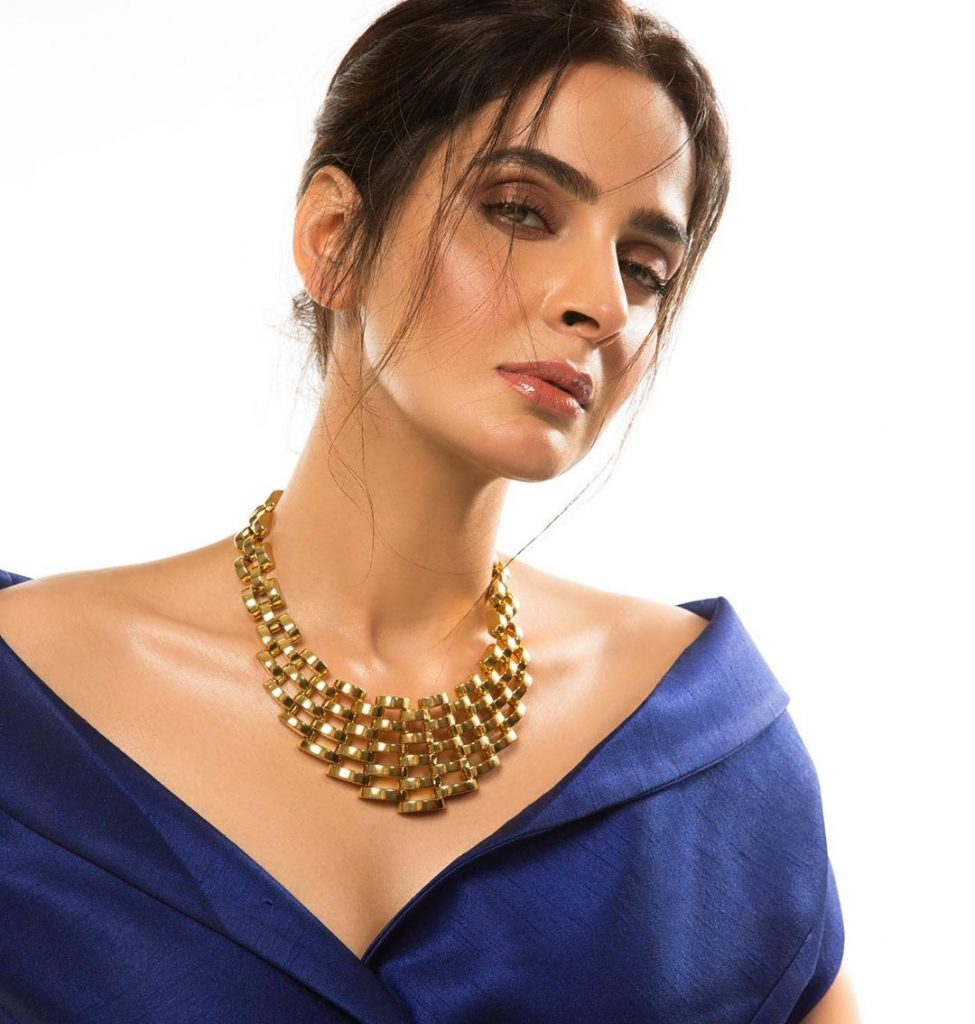 Saba Qamar Released First-Ever YouTube Video