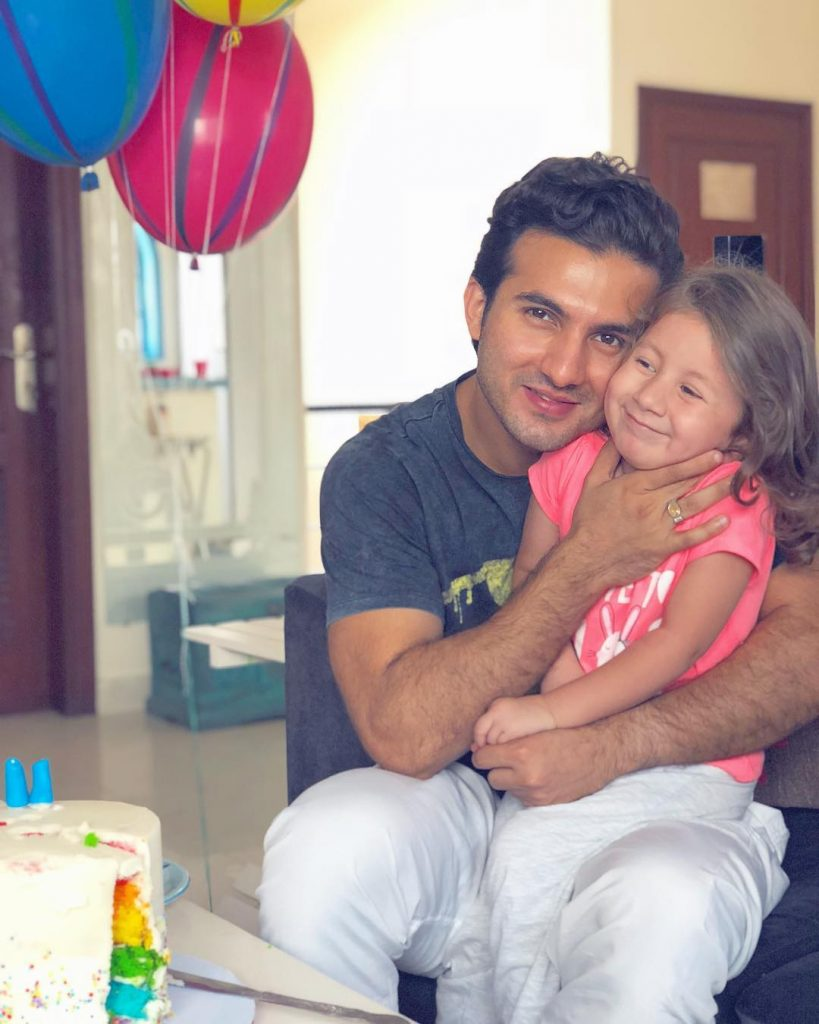 Safina Behroze Celebrates Birthday With Family