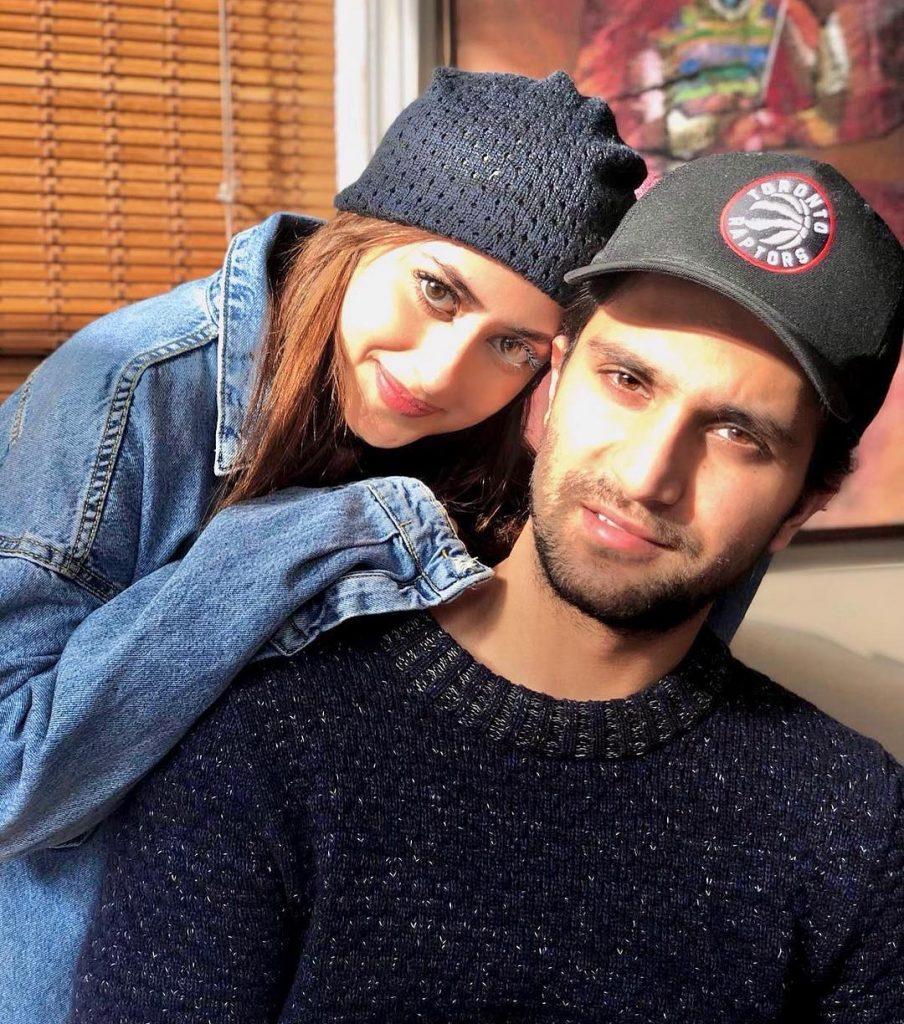 Sajal And Ahad's Rishta Story
