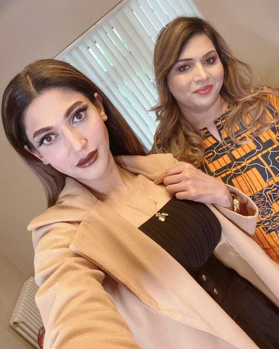 Sana Fakhar 16