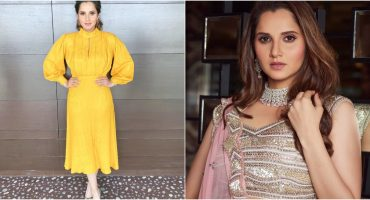 Sania Mirza Schooled People For Sharing Food Pictures 10