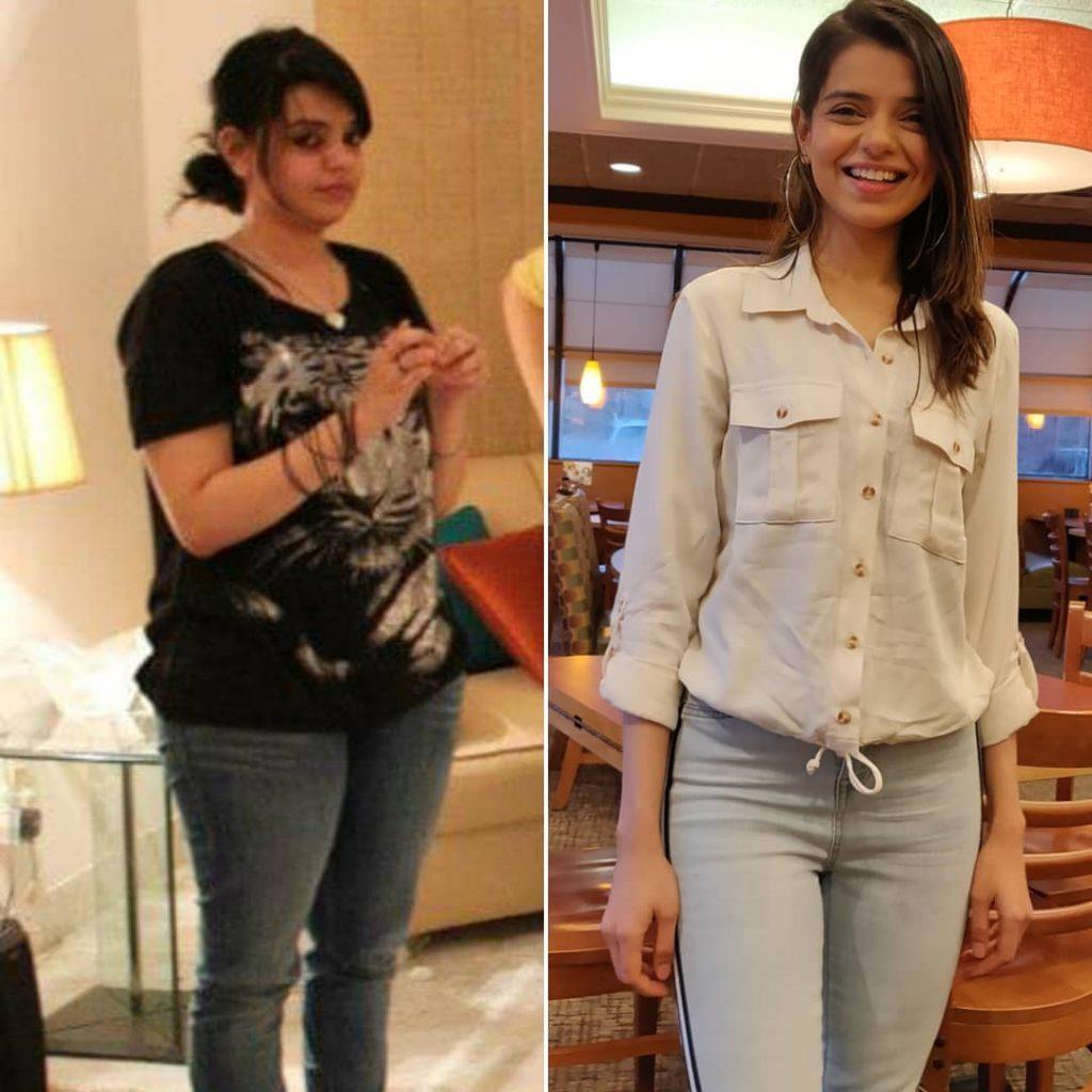 Srha Asghar Gives Fitness Talk