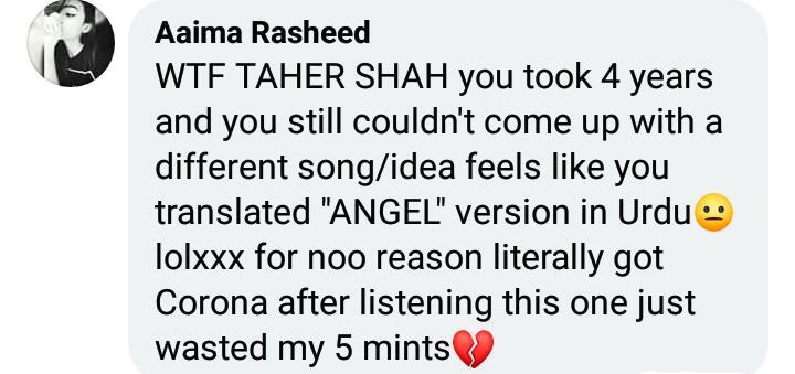 Twitteratis Reaction On Taher Shah's Farishta