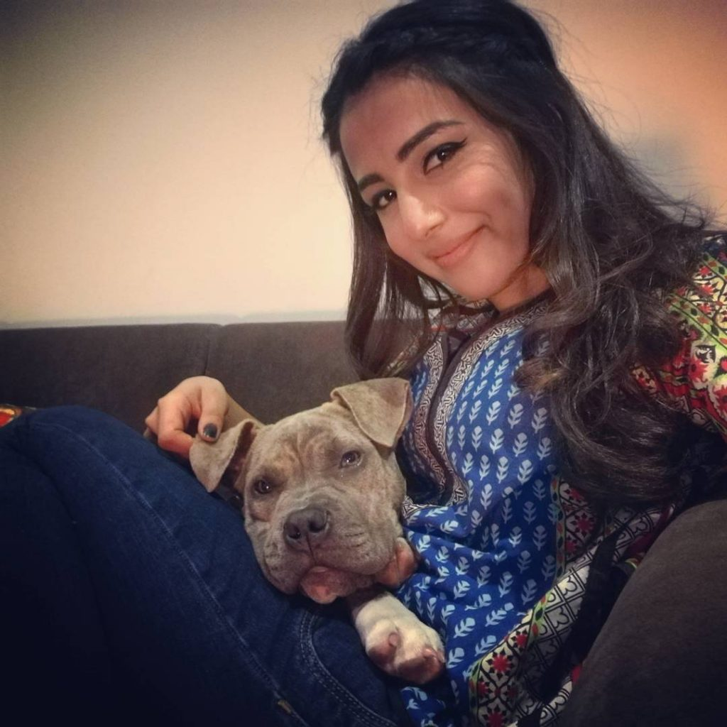 Ushna Shah Shares Heartbreaking Incident Of Brutality Against A Stray Dog