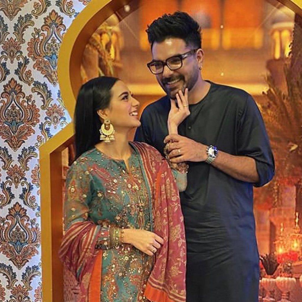 Yasir And Iqra Praise Feroze Khan And Alizey