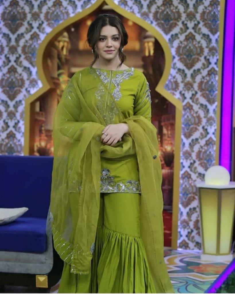 Zara Noor Abbas Recites Wohi Khuda Hai