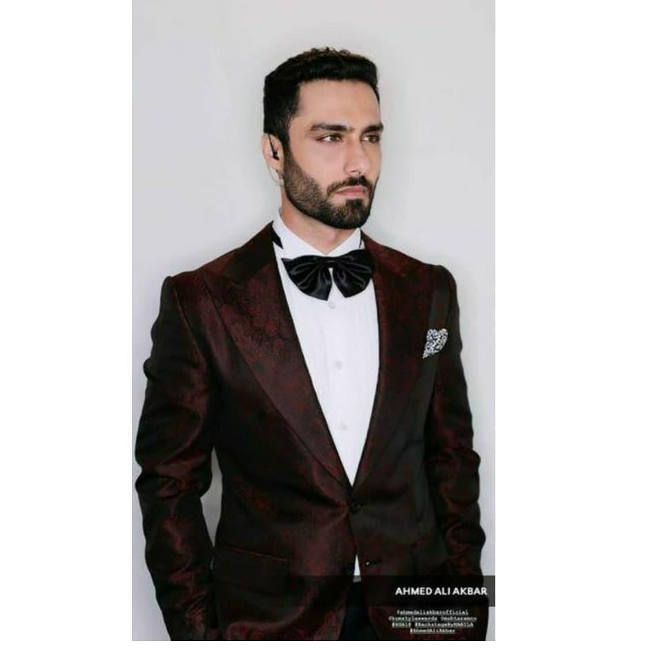 A Closer Look on the Style Icon Ahmed Ali Akbar – Dashing Photos