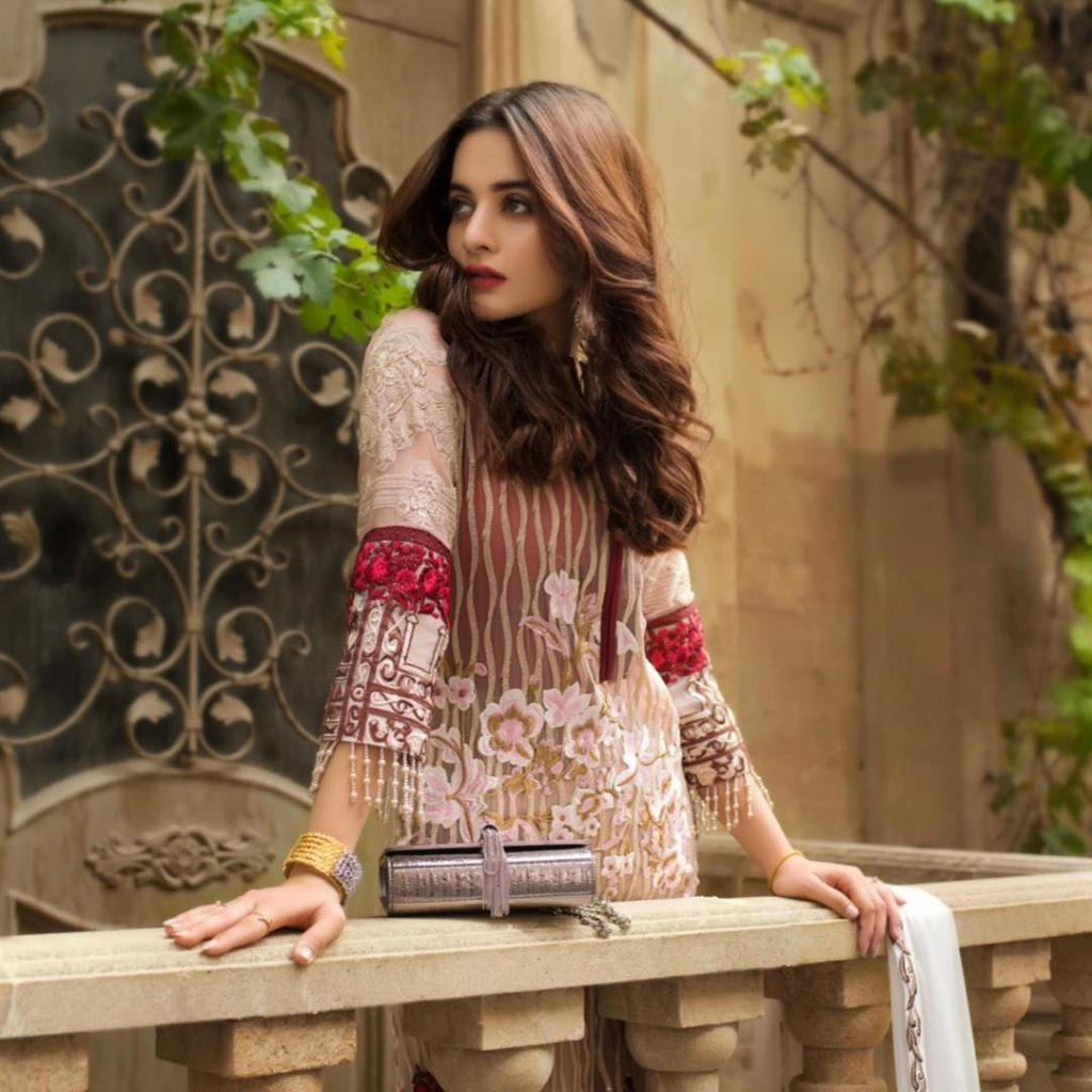 These Dresses of Aiman Khan Can Be Your Eid Collection