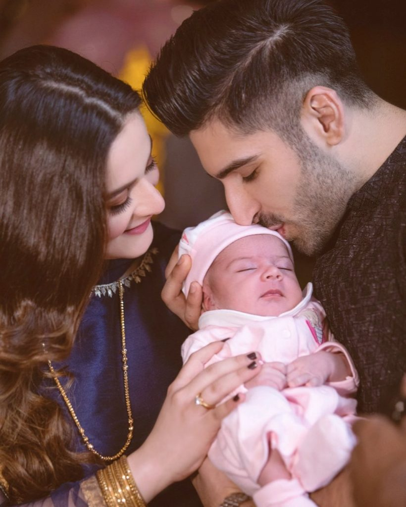 Are you ready for 2nd Baby? Reema Asked Aiman Khan