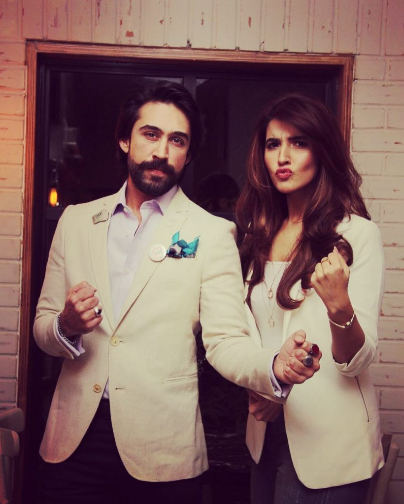 Ali Rehman and Hareem Farooq are Best On-Screen Couple – See Pictures