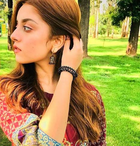 Alizeh Shah's TikTok Video Has Her Imitating Katrina Kaif