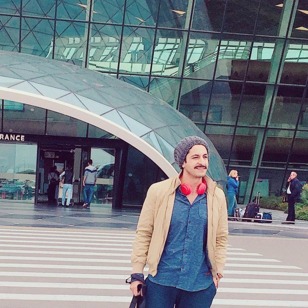 A Quick Peek in Arslan Faisal's Life