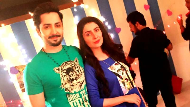 Ayeza Khan and Danish Taimoor's Old Pictures Together