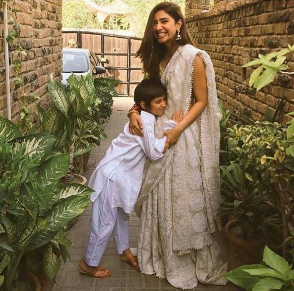 Mahira Khan Revealed That She Is In Love