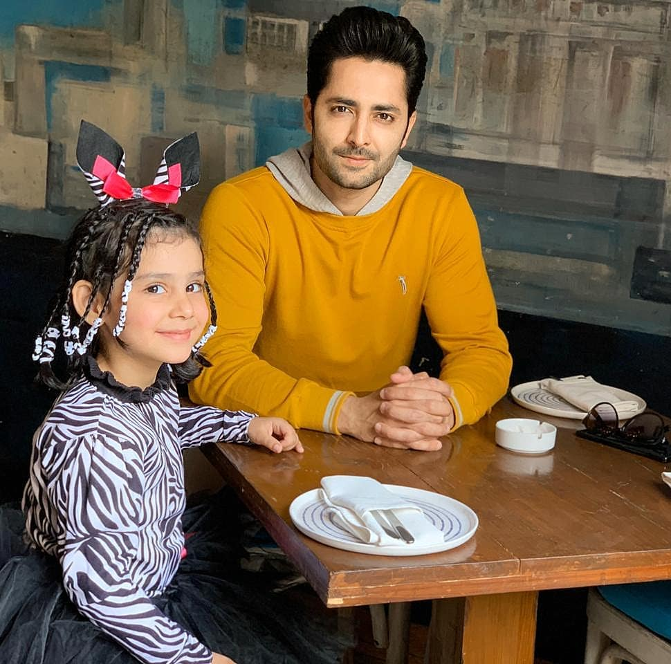 Danish Taimoor Is Thankful For All The Women In His Life