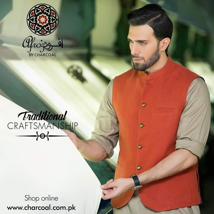 Emmad Irfani's Kurta Styles That Can Be A Perfect Match For Your Eid Dress