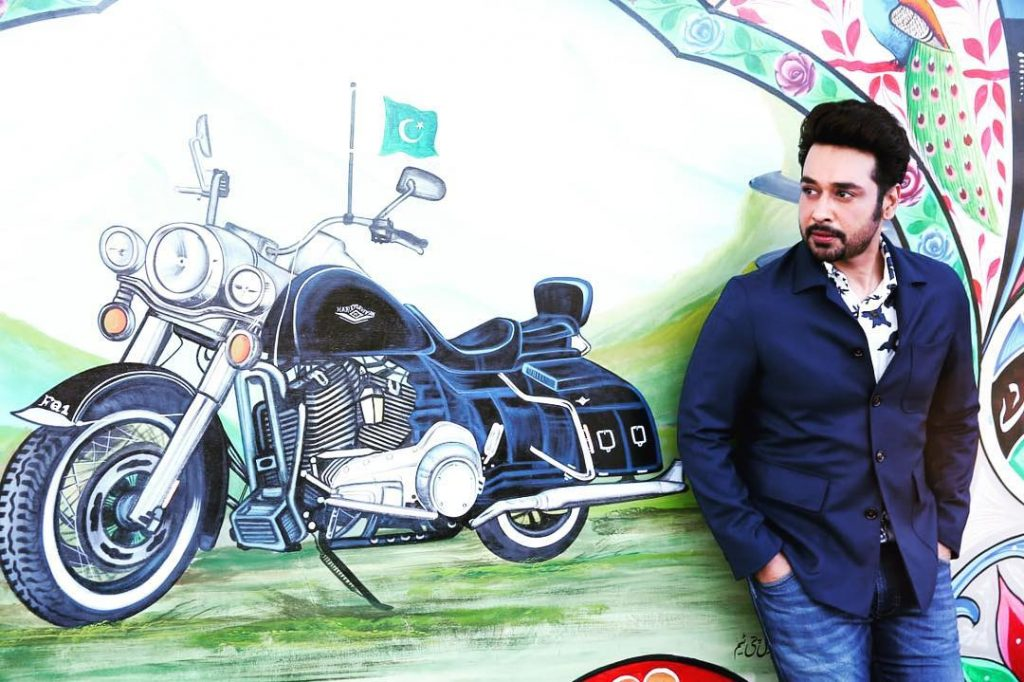 Thrilling Pictures of Faisal Qureshi You Must See