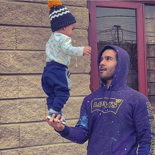 Why Doesn't Feroze Khan Show His Son's Picture On Social Media?